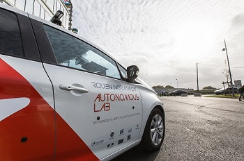 Test a self-driving car
