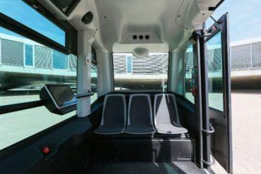 EZ10 navette autonome